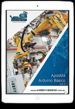 Ebook Arduino Básico Vol 3