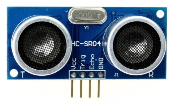 sensor ultrassom HCSR04, HC-SR04 ou HC SR04