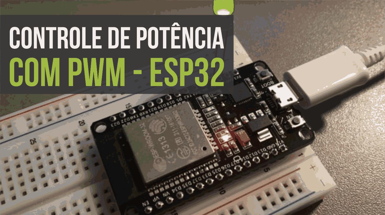 Esp32 Motor Control Pwm